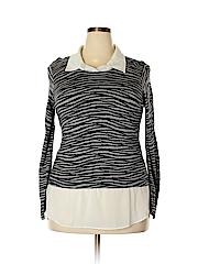 DKNY Women Pullover Sweater Size XXL