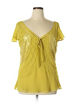 Ideology Short Sleeve Blouse Size XL