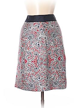 Brooks Brothers Silk Skirt Size 10