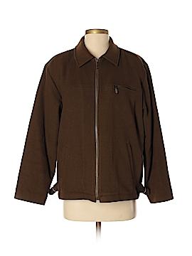 Eddie Bauer Wool Coat Size S