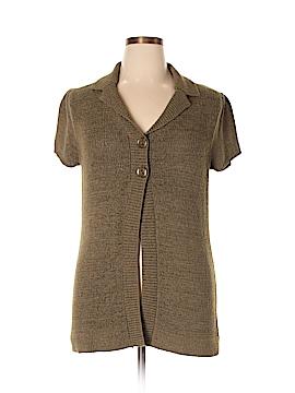 August Silk Cardigan Size XL