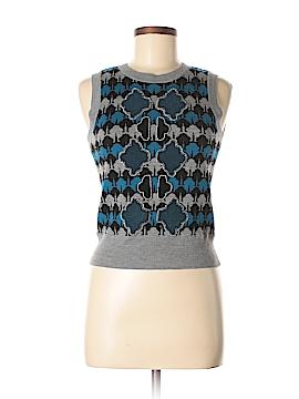 Diane von Furstenberg Wool Pullover Sweater Size P