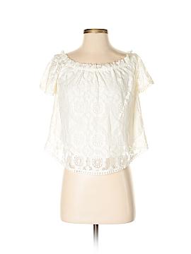 Heartloom Short Sleeve Blouse Size XS