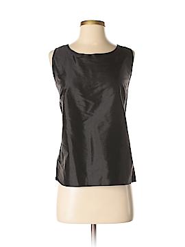 Neiman Marcus Sleeveless Silk Top Size 4