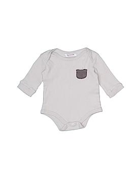 Isaac Mizrahi Long Sleeve Onesie Size 6-9 mo