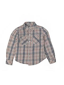 Splendid Long Sleeve Button-Down Shirt Size 4 - 5
