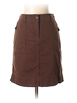 Jones New York Denim Skirt Size 6 (Petite)
