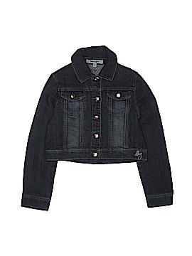 DKNY Denim Jacket Size M (Youth)