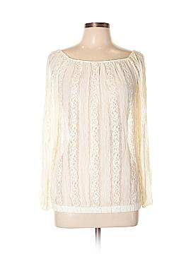 Nine 1 Eight Long Sleeve Top Size L