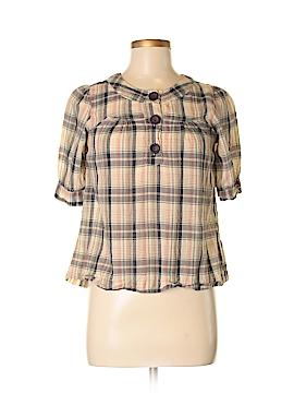 Heritage 1981 Short Sleeve Blouse Size S