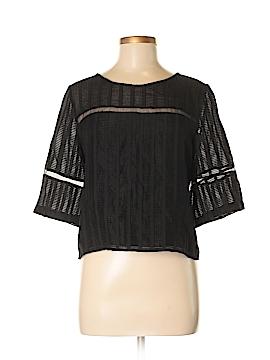 HD in Paris 3/4 Sleeve Blouse Size 4 (Petite)