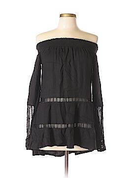 Volcom Long Sleeve Blouse Size M