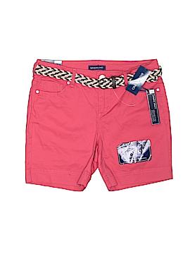 Bandolino Khaki Shorts Size 2 (Petite)
