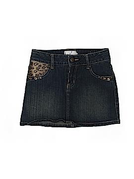 Xhilaration Denim Skirt Size 7 - 8