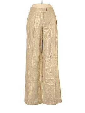 ETRO Linen Pants Size 42 (IT)