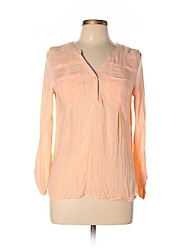 Merona Long Sleeve Blouse Size S