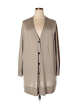 Lafayette 148 New York Cashmere Cardigan Size 3X (Plus)