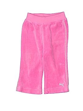 Puma Velour Pants Size 3-6 mo