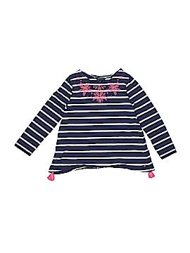 Nautica Long Sleeve Blouse Size 5