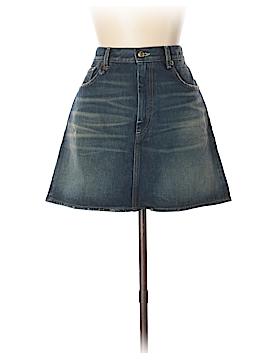 R13 Denim Skirt 31 Waist