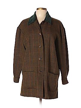 Saks Fifth Avenue Wool Coat Size M
