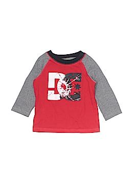DC* Long Sleeve T-Shirt Size 12 mo