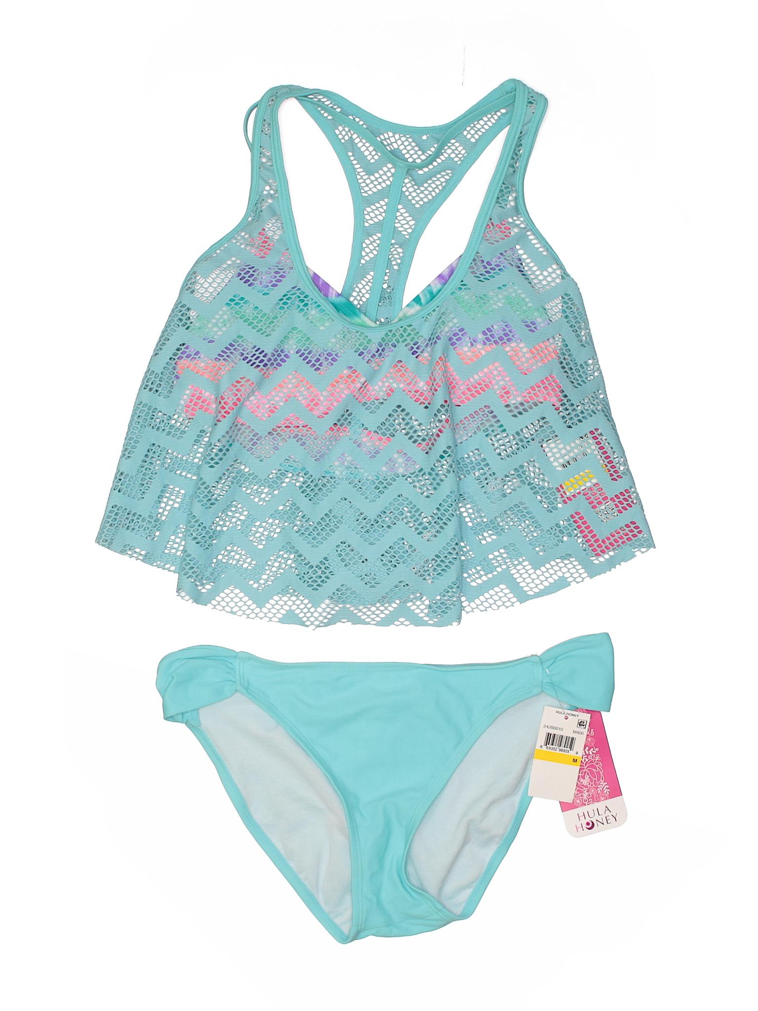 Boutique Honey Hula Swimsuit Two Piece rxqrz4X
