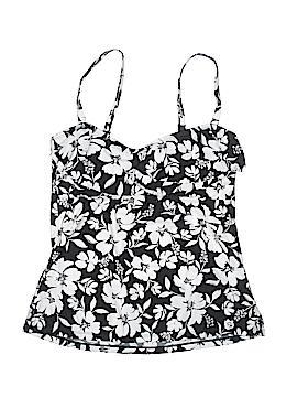Island Escape Swimsuit Top Size 14