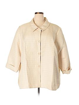 Simonton Says Jacket Size 3X (Plus)