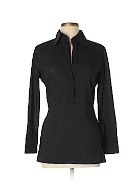 AKRIS Long Sleeve Button-Down Shirt Size 10