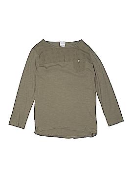 Zara Knitwear Long Sleeve Top Size 8