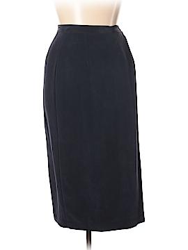 Rafaella Silk Skirt Size 12