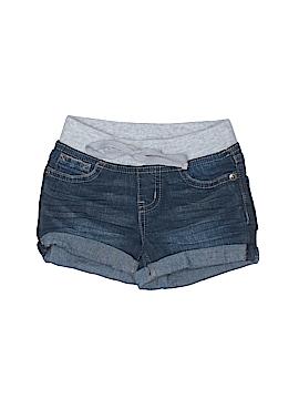 Justice Denim Shorts Size 6 mo