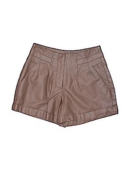 LC Lauren Conrad Faux Leather Shorts Size 4
