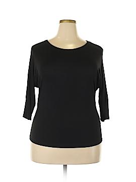 Moa U.S.A. 3/4 Sleeve Top Size M