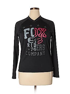Fox Long Sleeve T-Shirt Size L