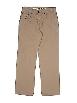 Nautica Khakis Size 10