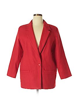 TanJay Wool Blazer Size 18 (Plus)