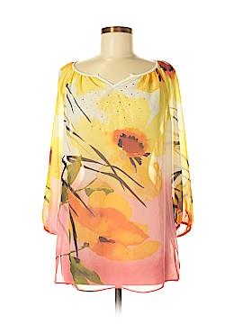 JM Collection 3/4 Sleeve Blouse Size M