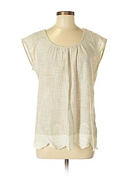SONOMA life + style Short Sleeve Blouse Size M