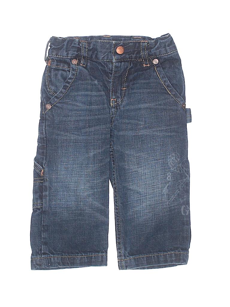 Gap Girls Jeans Size 12-18 mo