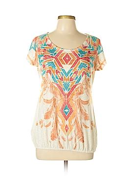 Reba Short Sleeve Top Size S