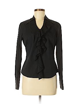 Harold's Long Sleeve Button-Down Shirt Size 8