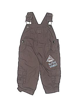 Koala Kids Overall Shorts Size 3-6 mo