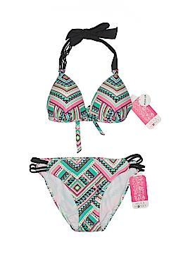 Hula Honey Two Piece Swimsuit Size M