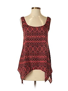 Love on a Hanger Sleeveless Blouse Size S