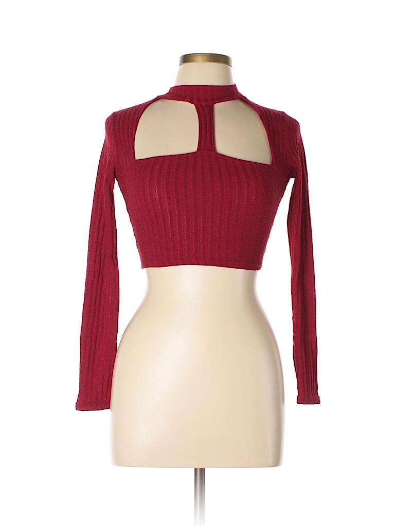 ea6ba327cd1d1 Pin it Pin It Button Fashion Nova Women Long Sleeve Top Size S