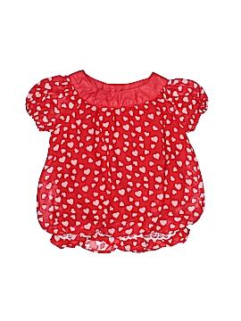 Healthtex Short Sleeve Blouse Size 3T