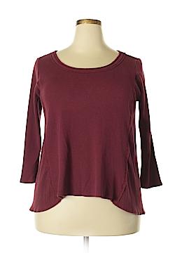 Everleigh 3/4 Sleeve Top Size 1X (Plus)