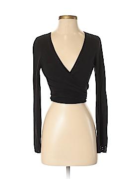 T Tahari Silk Cardigan Size S